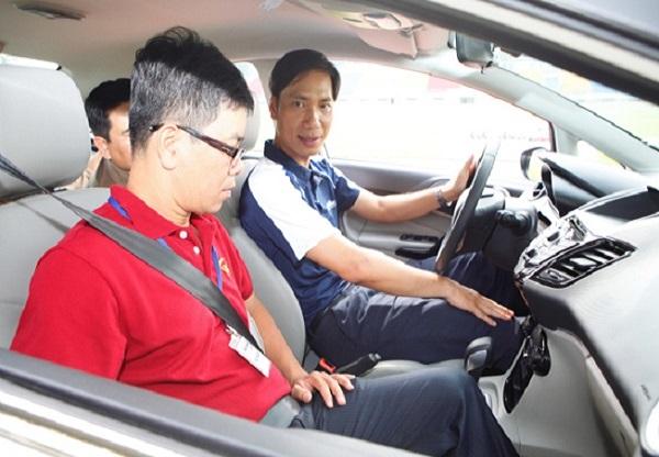 Tư vấn học bằng lái xe ô tô b2 tại TPHCM chất lượng nhất